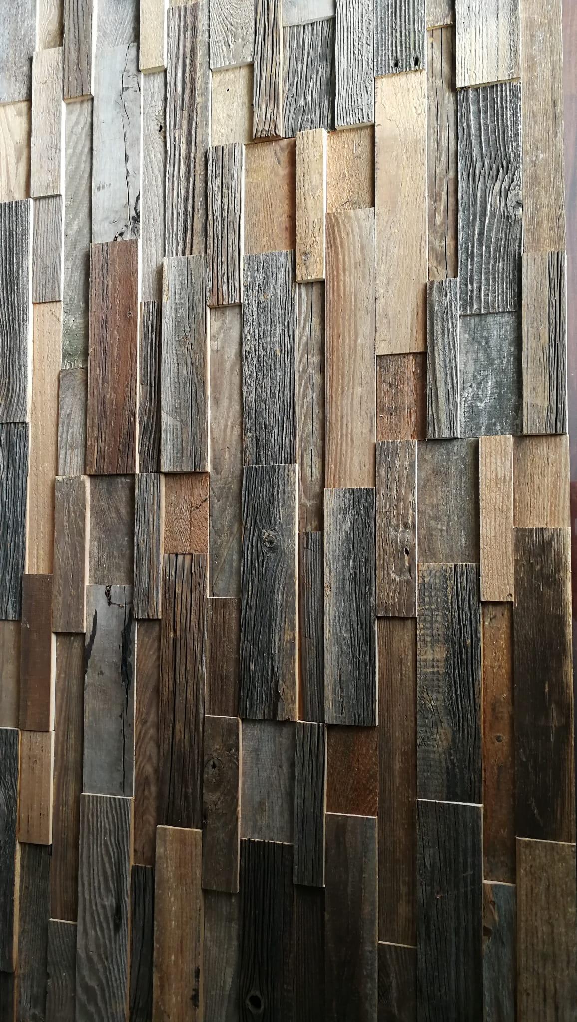 Panele ścienne Drewniane 3d Stare Drewno Wooden Wall Darmowa Wysyłka